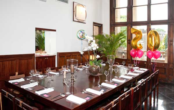 Private dining in Harrogate