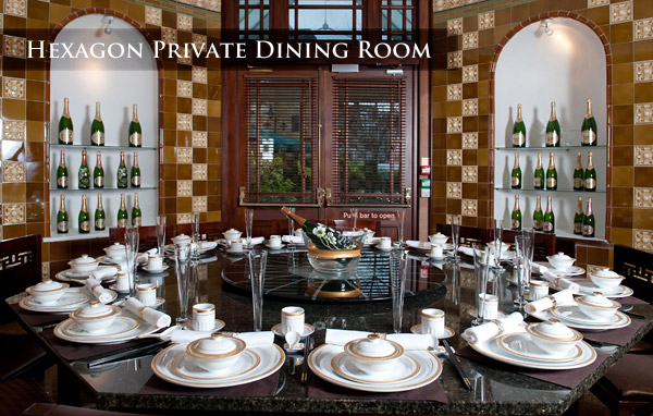 Harrogate private dining